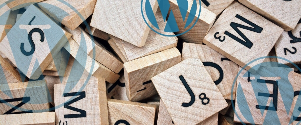 WordPress Web Design Vocabulary Terms