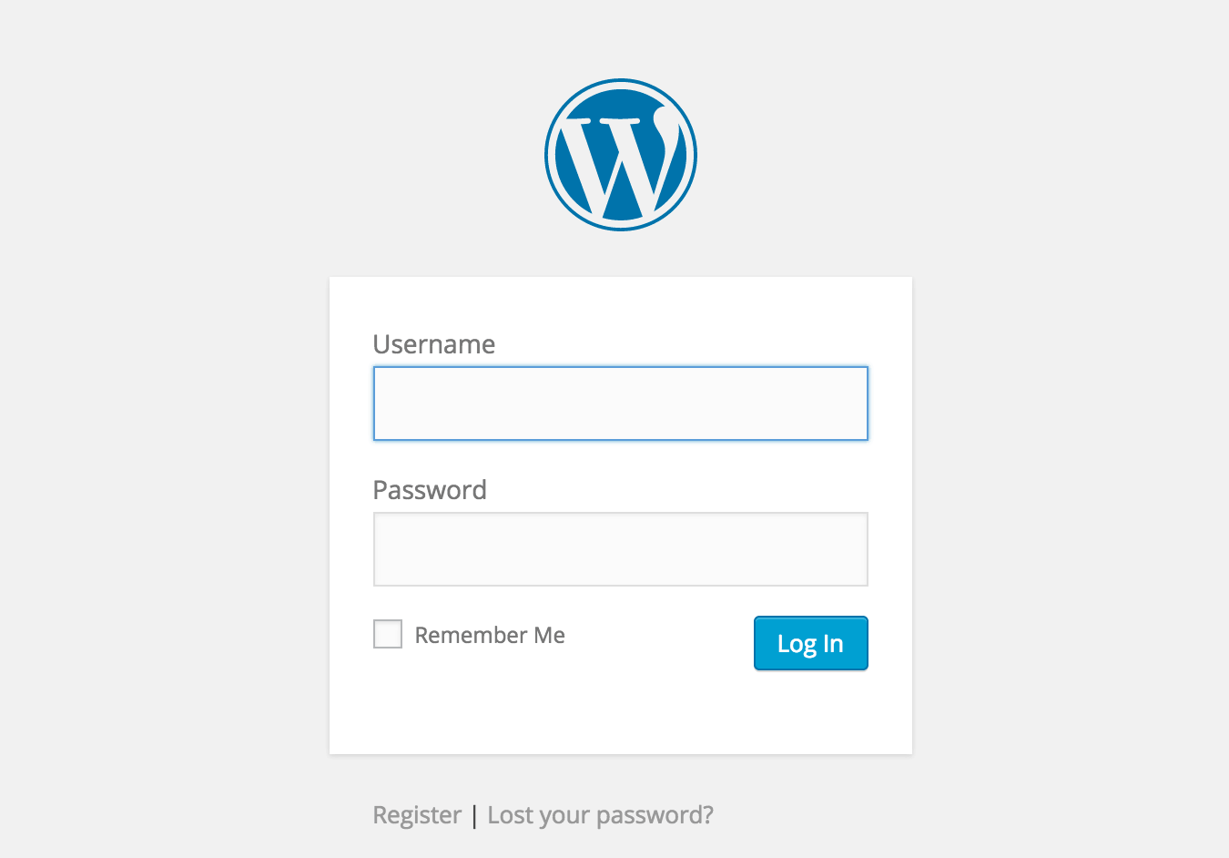How to find WordPress Admin Login