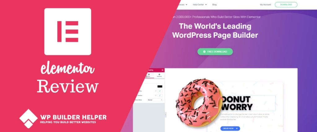 Elementor Review 2019: The best page builder on the market