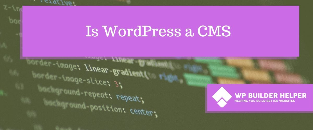 Is-WordPress-a-CMS