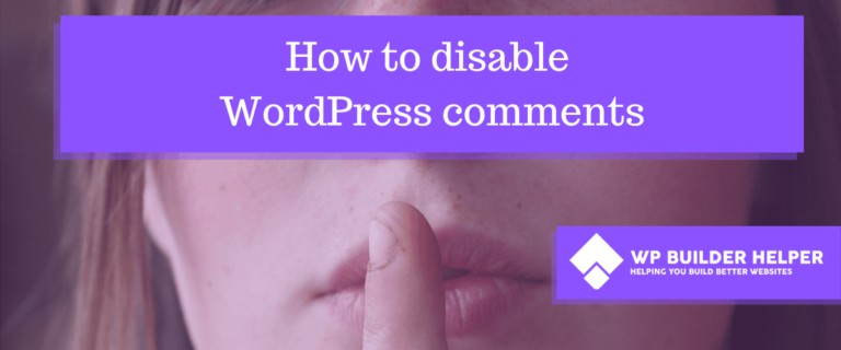 how-to-disable-comments-wordpress