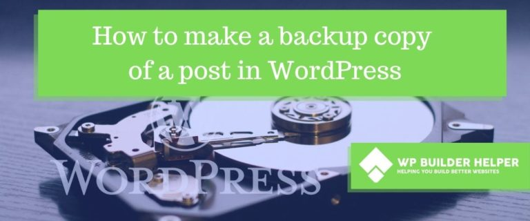 how-to-make-a-backup-copy-of-post